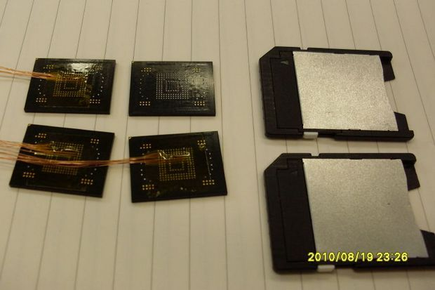 32 GB EMMC Memory Micro SD card Connection - Electronics