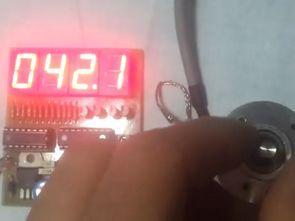 Encoder Kullanımı, Açı ölçümü ve CCS C PIC16F628 Örnek Uygulama