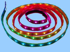 PIC16F84 RGB Şerit Led Animasyon Devresi