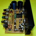 TDA7294 Stereo Amplifier Circuit Of Controlled Loudspeaker Protected Tone tda7294 pcb tda7294 pcb layout 120x120