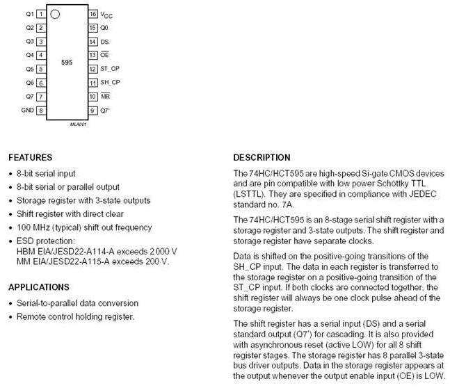 Seri-Register-74HC595