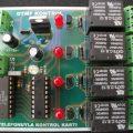PIC16F628 CM8870 Telefon ile Uzaktan Cihaz Kontrolü DTMF