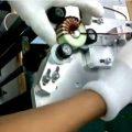 Manuel Toroid Nüve Sarma Makinesi (Video)