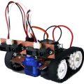Orangutan SV-328  Modül İle Engel Algılayan Robot Projesi