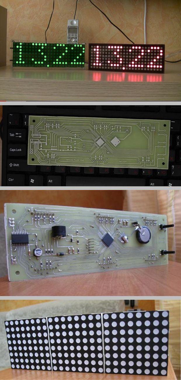 led-matris-saat-atmega16-ds18b20-termometre-devresi-saat-devresi