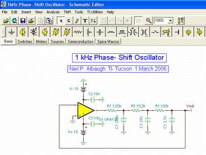 Ücretsiz Spice Tabanlı Elektronik Devre Simülatörü TINA-TI
