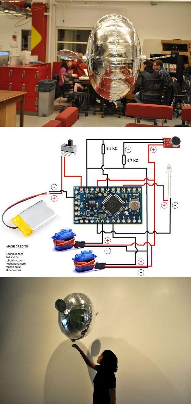 arduino-pro-mini-kart-robotic-blimp-arduino-uno-robot