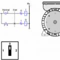 Elektrik Kumanda Teknikleri Dönüş Yönü Değiştirme