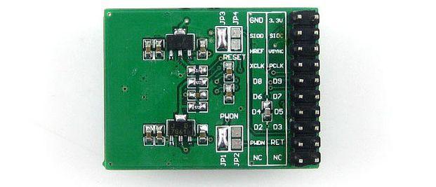 kamera-modul-board