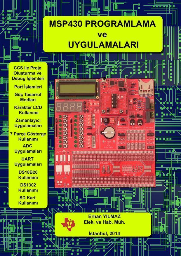 msp430-programlama-msp430-ornek-modul