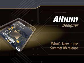 Altium Designer Kullanım Notları