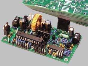 ATmega8 DC-DC 0-30V 2.5A Ayarlı Güç Kaynağı
