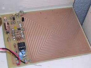 PIC16F675 Böcek Tuzağı Yüksek Voltaj