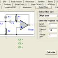 Radyo Amatörleri İçin Hesaplama Programı
