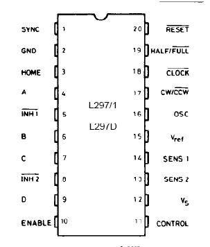 stepmotor-l297