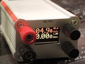 STM32F40X Switch Mode 0-3A 0-24V Ayarlı Güç Kaynağı Projesi