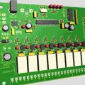 pic18f2550-smart-control-usb-controller