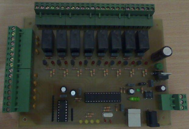 pic18f2550-usb-relay-usb-role-kontrol-usb-hid
