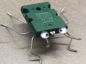 Elektronik Komponent Art
