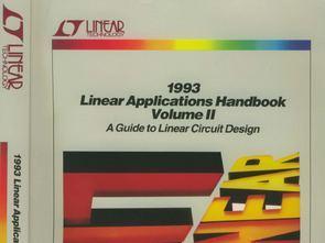 Linear Devre Tasarım Kitapları (Linear Applications Handbooks)
