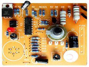 936 Havya Kontrol Devresi 24V 450 Derece Isı Kontrol