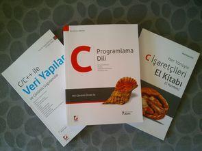 C Programlama kitaplarını kazanan arkadaşımız belli oldu