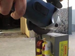 Mikro dalga fırın trafosu ile elektro mıknatıs yapımı