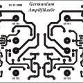 11-pcb-germanium amplifier transistor germanyum anfi devresi