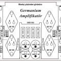 12-pcb-germanium amplifier transistor germanyum anfi devresi