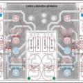 13-pcb-germanium amplifier transistor germanyum anfi devresi