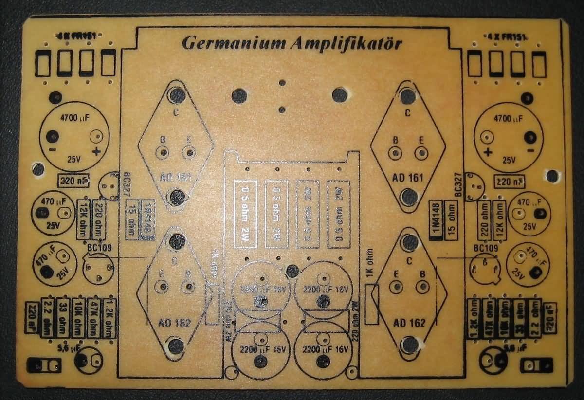 2-germanium-amplifier-transistor-germanyum-anfi-devresi  Watts Transistor Amplifier on using pnp, high gain, nestlist for, circuits using,