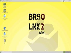Linux Elektronik Programları Boreas GNU/LINUX ARK 0.2 (64 Bit)