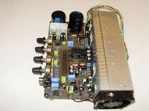 LM3886 Stereo Komple Anfi Projesi