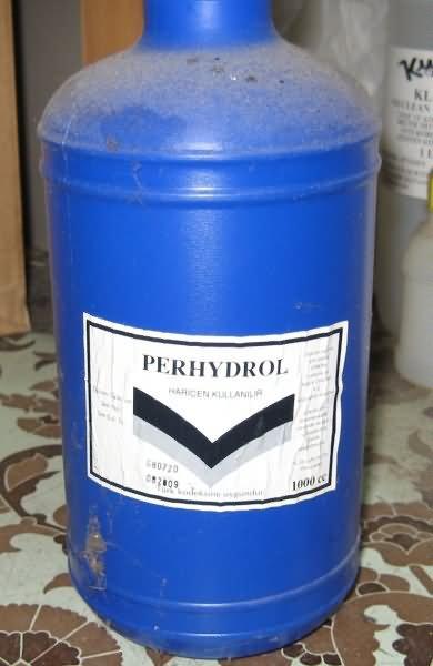 perhidrol-sise
