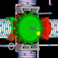 Step Motor ve Fırçalı Motor Çalışması (Animasyon Video)