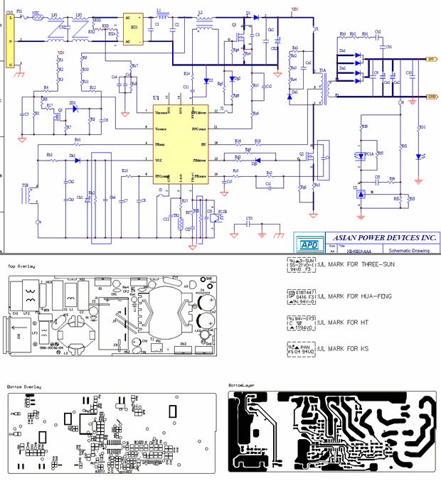 schematic-nb-90b19-aaa-ac-90-264v4763hz-dc-19v4-74a-smps-tea1750-pfc