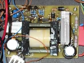 0-30V 5A Laboratuvar SMPS Ayarlı Güç Kaynağı UCC28600