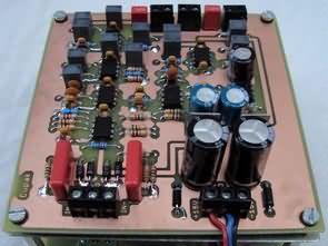 2X400W Class D Amfi Devresi IR2110