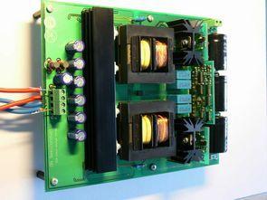 12V 40A LLC Rezonans SMPS NCP1396