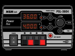 STM32F Programlanabilir  Laboratuvar Güç Kaynağı