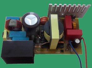 60V 10A 600W SMPS Devresi (Flyback Kendinden Osilatörlü)