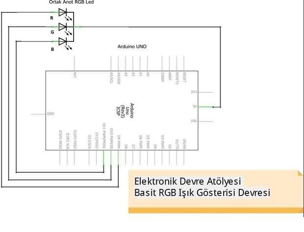 uno-rgb-led-arduino-devre-proje