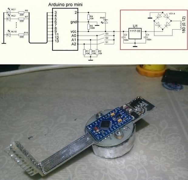 arduino-saat-arduino-projeleri