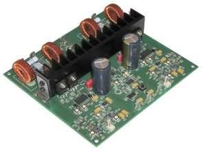 HIP4081A 2X100W Class D Amfi Devresi (SMPS Güç Kaynağı)