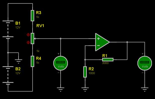 islemsel-yukseltecler-osilatorler-potansiyometreler-akim-gerilim-transistor-devreleri