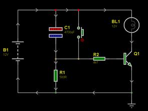 Proteus İsis Temel Elektronik Devreleri