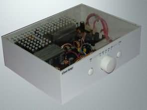 STK428-610 Anfi Projesi PT2317B Preanfi TOP249Y 2X30V SMPS