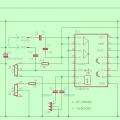 Audio Tesla TL494 IR2110 Yüksek Güçlü PWM Devresi