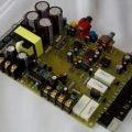 200W Oto Anfi Devresi TIP147 TIP142 TL494 EI33 DC DC