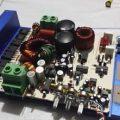 600W Class D Bass Oto Anfi IR2110  TL494 DC DC